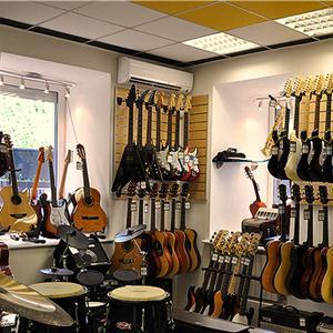 Музыкальные магазины Балтийска