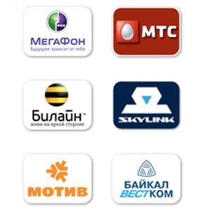 Операторы сотовой связи Балтийска